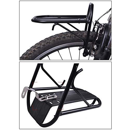 PerGrate Gepäckträger für Fahrräder, Aluminiumlegierung