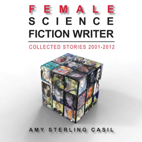 Female Science Fiction Writer audiobook cover art