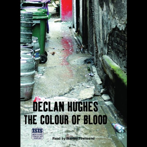 The Colour of Blood audiobook cover art