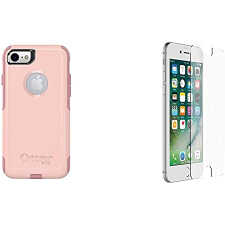 2nd gen NOT PLUS - Retail Packaging OtterBox COMMUTER SERIES Case for iPhone SE BALLET WAY PINK SALT//BLUSH and iPhone 8//7