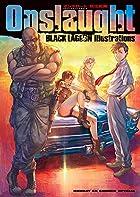 Onslaught BLACK LAGOON Illustrations