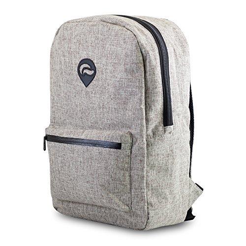 Skunk Element School Backpack- Smell Proof - Water Proof (Khaki)