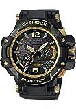 Casio Herren-Uhren Analog, digital Quarz One Size Schwarz Edelstahl/karbon 32001073