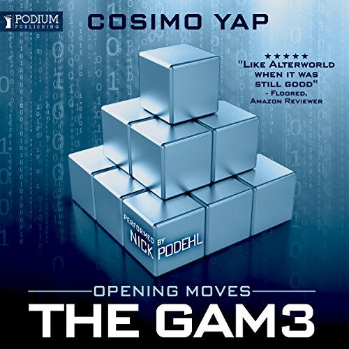 Opening Moves audiobook cover art