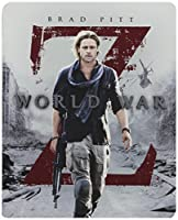 World War Z (Exclusive SteelBook Packaging) [Blu-ray]