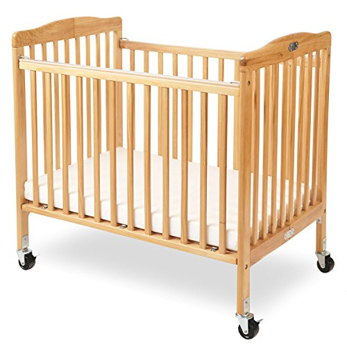 La Baby Little Wood Crib