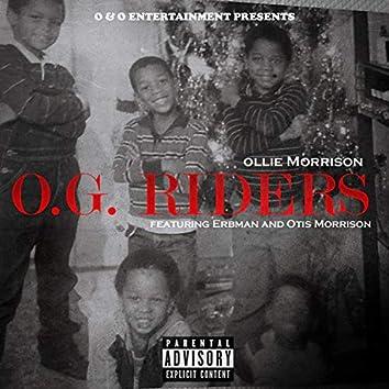 O.G Riders (feat. Erbman & Otis Morrison)