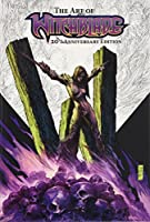 The Art of Witchblade 1632155761 Book Cover