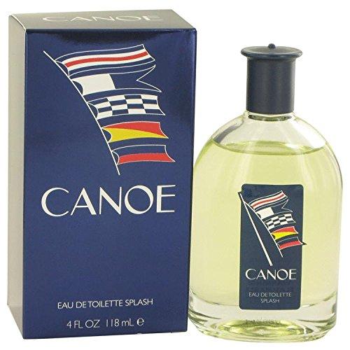 CANOE by Dana Eau De Toilette / Cologne 4 oz for Men - 100% Authentic