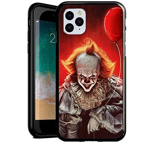 HandyHülle für iPhone 6/iPhone 6s,Rückseite aus Gehärtetem Glas+Muster+Schwarzer TPU Rahmen-kompatibel mit iPhone 6/iPhone 6s [RBG1900003]
