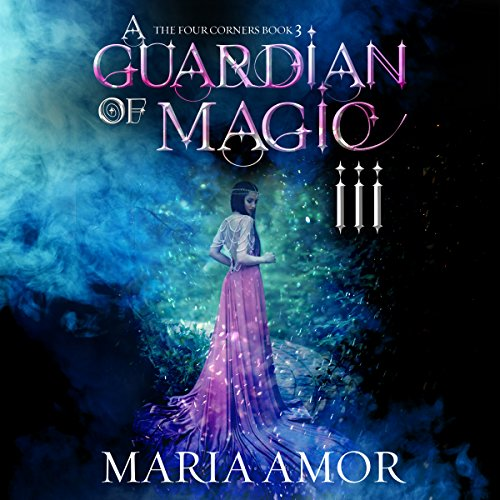 A Guardian of Magic III audiobook cover art
