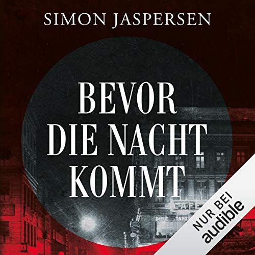 Bevor die Nacht kommt                   Autor:                                                                                                                                 Simon Jaspersen                               Sprecher:                                                                                                                                 Uve Teschner                      Spieldauer: 11 Std. und 52 Min.     170 Bewertungen     Gesamt 3,8