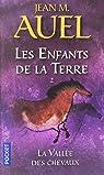 Les enfants de la Terre, tome 2 : La vallée des chevaux par Auel