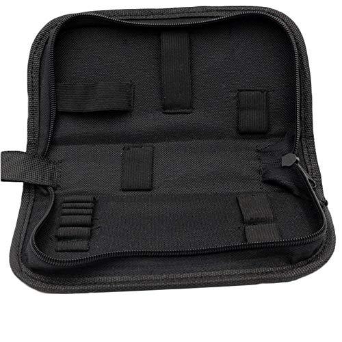 N-B Oxford Cloth Toolkit Bag Screws Nuts Drill Hardware Car Repair Kit Handbag Utility Storage Tool Bags Pouch Case For Repair Tool