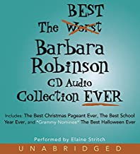 The Best Barbara Robinson CD Audio Collection Ever