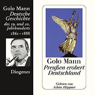 Preußen erobert Deutschland audiobook cover art