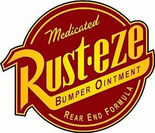 Rust-Eze Car Bumper Sticker 5