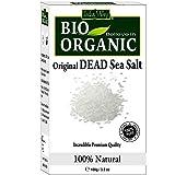 Indus Valley Bio Organic 100% Natural original premium quality Dead Sea Salt 100gm