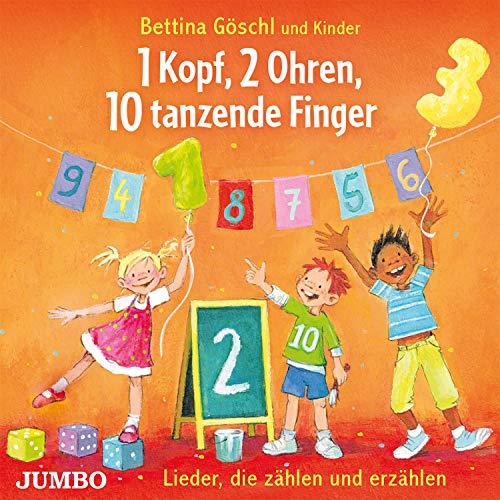 1 Kopf, 2 Ohren, 10 tanzende Finger Titelbild
