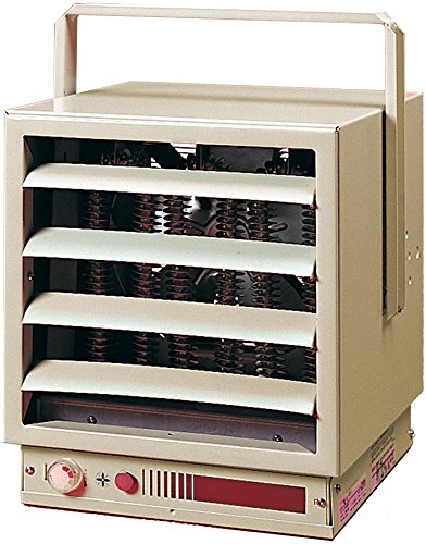 Dimplex 1/3-Phase Industrial Unit Heater with Built-in Thermostat and Contactor, Model: EUH10B34CT 240/208V, 10/7.5kW, Almond