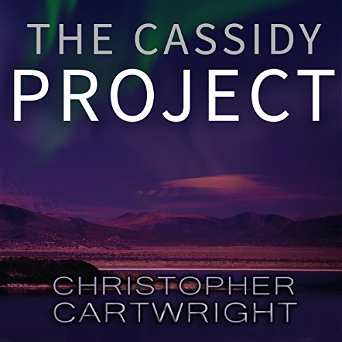 The Cassidy Project audiobook cover art