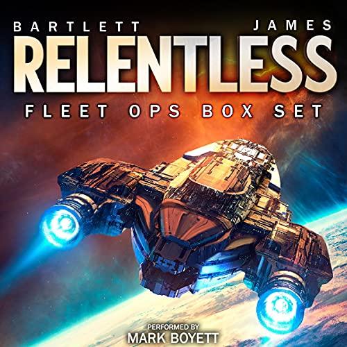 Relentless Box Set cover art