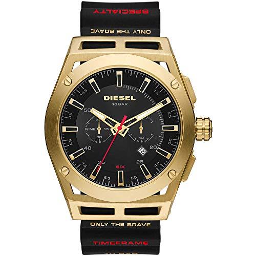 Reloj Diesel DZ4546 cuarzo analógico Acero 316 L Hombre