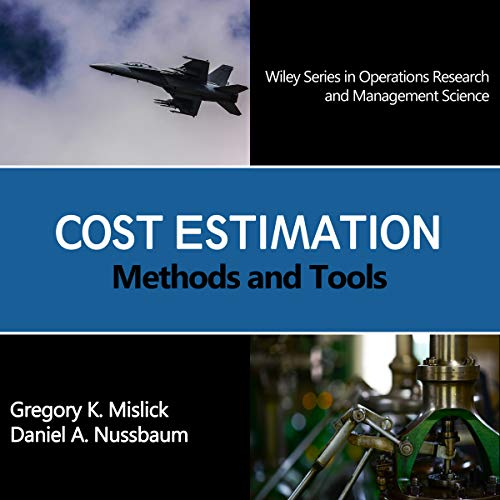 Cost Estimation: Methods and Tools cover art
