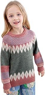 Cardigan Pull Enfant Fille Gar/çOn Pas Cher A La Mode en Tricot Hiver Chaud Unis Button Manteau Manches Longues Doux Cartoon Mignon Tendance 6 Mois-3 Ans