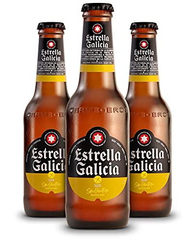 Estrella Galicia Sin Gluten Pack 24x25cl