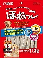 (まとめ買い)サンライズ ゴン太のほねっこ Mサイズ 113g SSB-014 犬用 【×16】