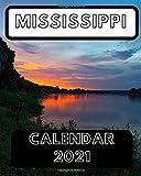 Mississippi Calendar 2021