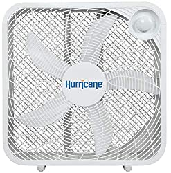 11. Hurricane Box Fan 20 Inch | Classic Series