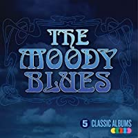 5 Classic Albums by Moody Blues