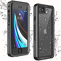 top rated Temdan iPhone SE2020 Case iPhone8 Case iPhone7 Waterproof, Clear Sound Quality Built-in … 2021
