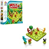 SmartGames Walk The Dog Skill-Building Puzzle Game for Ages 7 - Adult