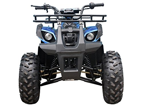 SMART DEALS NOW Brings TFORCE ATV with Rugged Tires and and Reverse. (Blue Color)