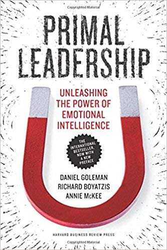 [By Daniel Goleman ] Primal Leadership, With a New Preface by the Authors: Unleashing the Power of Emotional Intelligence (Paperback)【2018】by Daniel Goleman (Author) (Paperback)