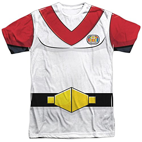 Voltron- Keith Costume Tee (Front/Back) T-Shirt Size XXXL
