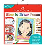 Faber-Castell, World Colors, How to Draw Faces Set, FC14344