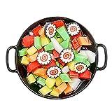 Odoria 1/12 Miniatura Juguete de Comida Japonesa Cocina Accesorio para Casa de Muñecas