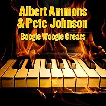 Boogie Woogie Greats