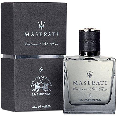 Maserati By la Martina Centennial Polo Tour EDT, 100 ml, Vapo