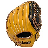 Franklin Sports Baseball and Softball Glove - Field Master - Baseball and Softball Mitt