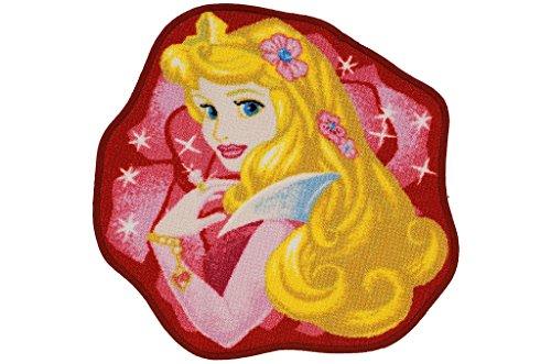 Tappeto sagomato Disney Principesse 67x67 cm Aurora