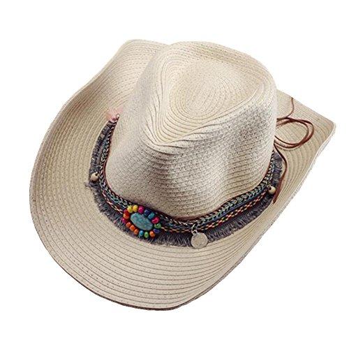 Black Temptation Sombrero de sol Traje sombreros de vaquero sombrero d
