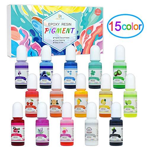 Coloranti per Resina Epossidica - 15 Colori