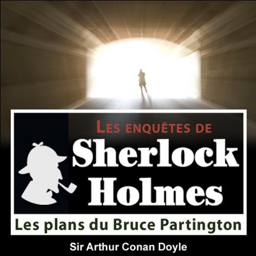 Couverture de Les plans du Bruce Partington