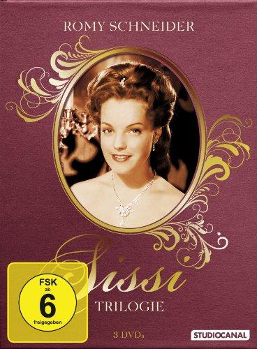 Sissi Trilogie (3 DVDs)