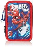 Spiderman 2700-237 Federmäppchen gefüllt Doubled